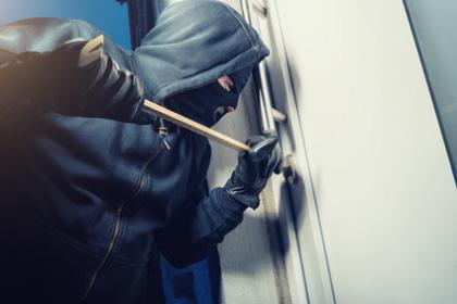 Einbrecher - Sicherheit in Deutschland
