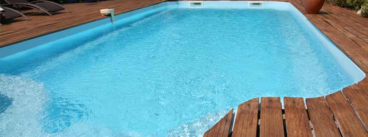 Kosten für einen Pool beim Hausbau